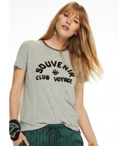 Camiseta Mujer MAISON...