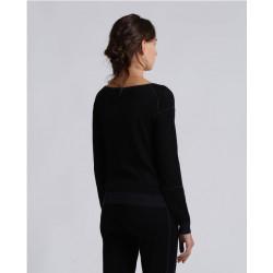 W´S Luxury Sknit Black