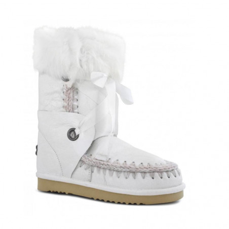 Botas Mou Eskimo Lace And...