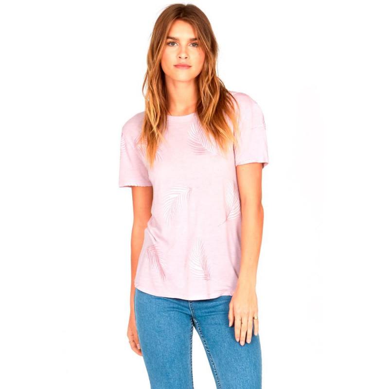 Camiseta Amuse Hazy Days Knit Rosa
