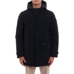 Chaqueta Woolrich City Coat Azul Oscuro