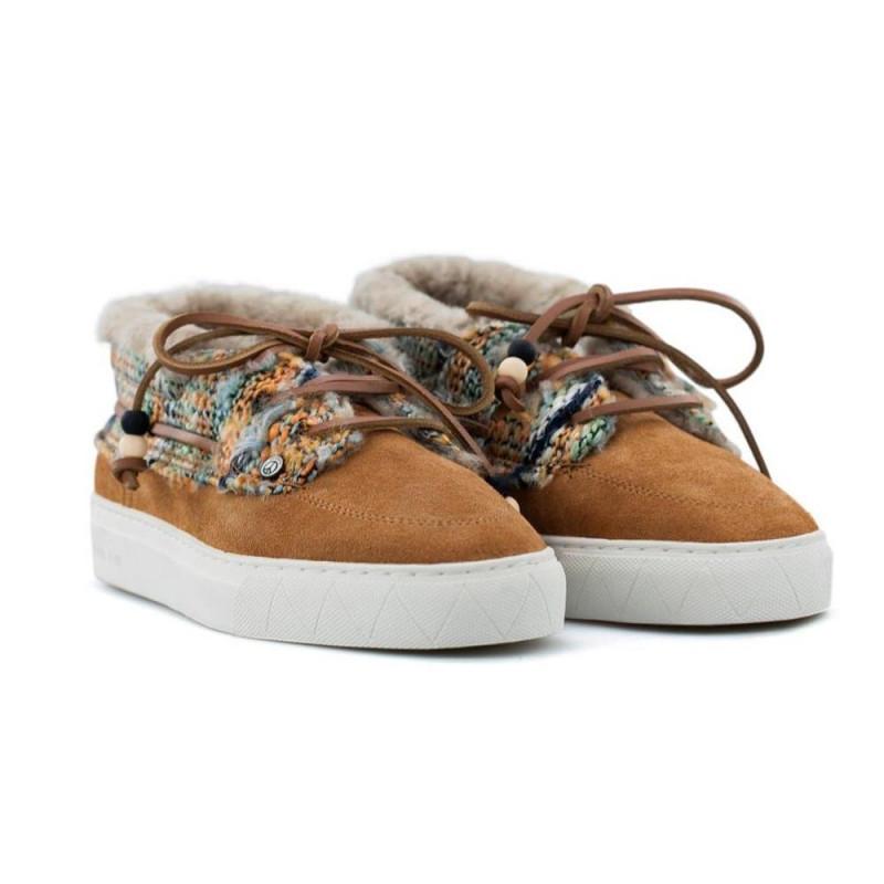 Zapatillas Dolfie Dylan Camel