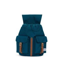 Mochila Herschel Dawsonx-Small Verde Azulado