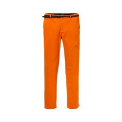 Pantalon Maison Scotch Naranja