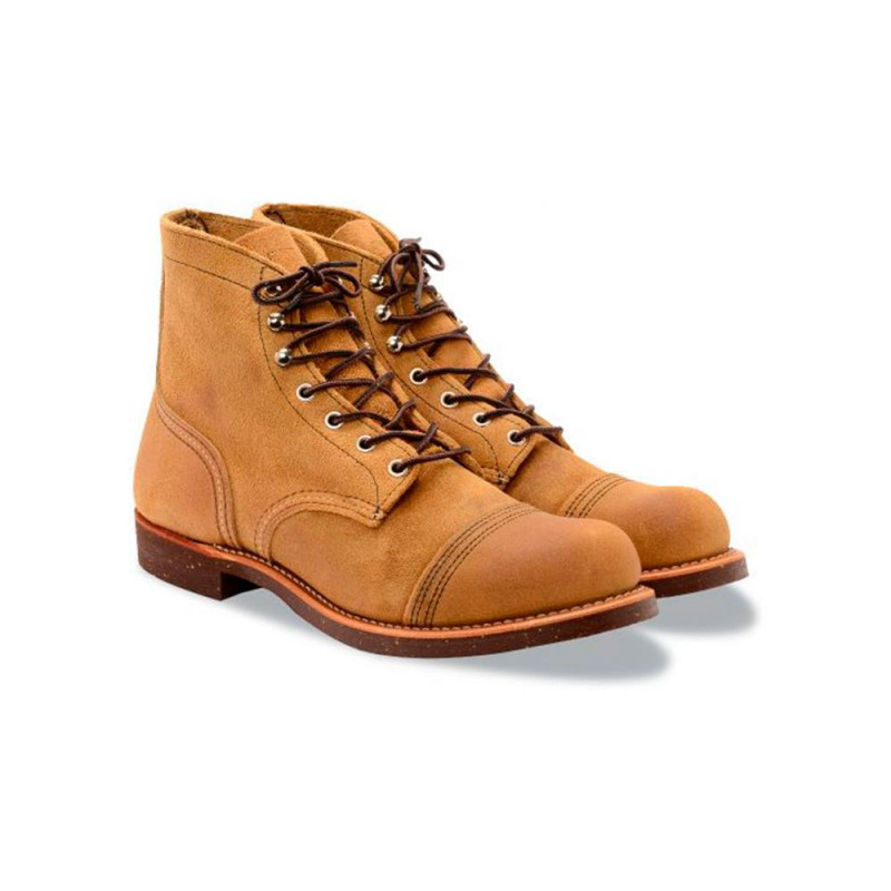 Botas Red Wing Iron Ranger Hawthorne