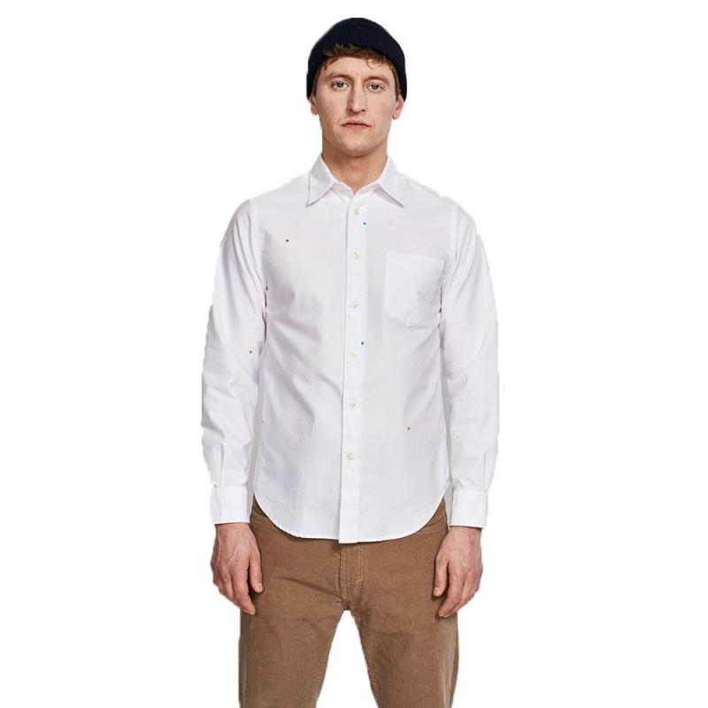 Camisa Bellerose Glenh Blanco