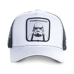 Gorra Capslab Star Wars Blanco