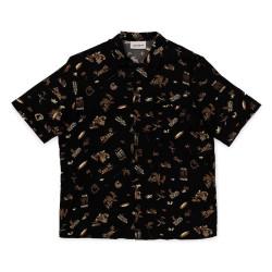 Camisa Carhartt Pacific Mujer Negro