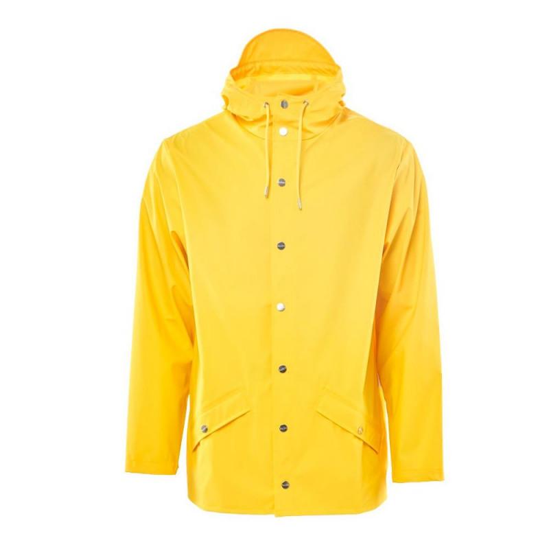 original de costura caliente moderno y elegante en moda nueva llegada Chubasquero Rains Verano Amarillo
