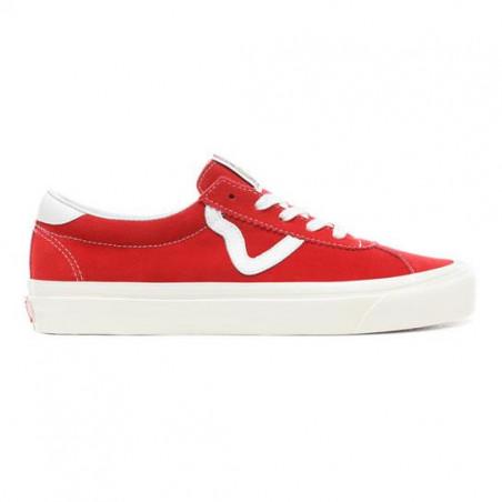 Zapatillas Vans Style 73 Rojo