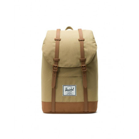 Mochila Herschel Retreat Beige