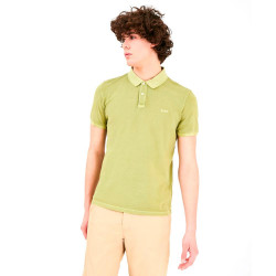 Polo Woolrich  Mackinack Verde
