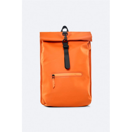 Mochila Rains Roll Top Naranja