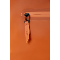 Mochila Rains Roll Top Naranja