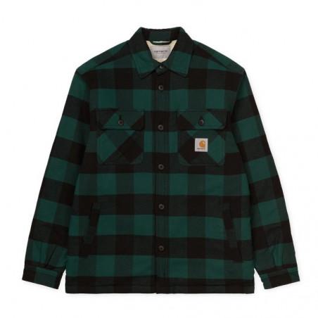 Camisa Carhartt Merton Verde