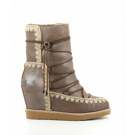 Bota Mou French T. Wedge...