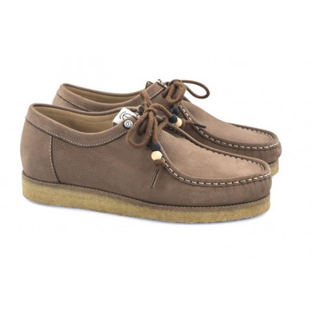 Zapatos Dolfie Wally Marron
