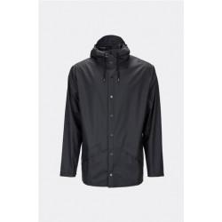Chubasquero Rains Jacket 1201 Negro