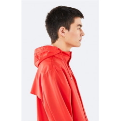 Chubasquero Rains Jacket 1201 Rojo