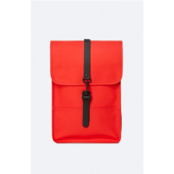 Mochila Rains Backpack Mini Rojo