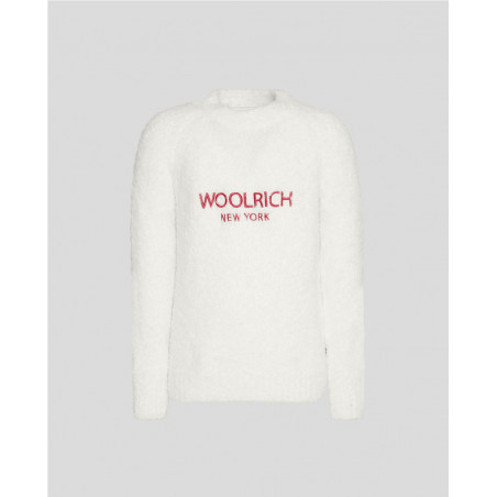 Jersey Woolrich Mujer Crew...