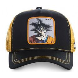 Gorra Capslab Goku Negro