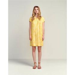 Vestido Bellerose Vinza amarillo