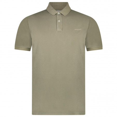 Polo Woolrich Mackinack Beige