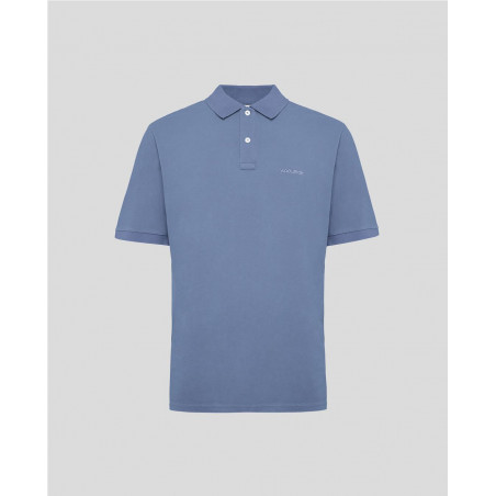 Polo Woolrich Mackinack Azul
