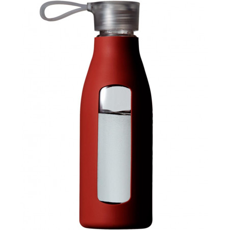 Botella Casall Grip Light Rojo