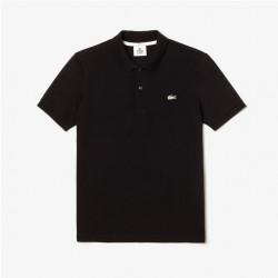 Polo Lacoste Live Slim Fit Negro