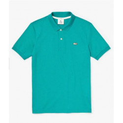Polo Lacoste Live Slim Fit Verde