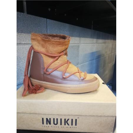 Bota Inuikii Sneaker Marron