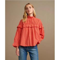 Blusa Bellerose Dakota Naranja