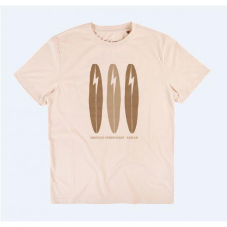 Camiseta L.Bolt Playa Beige