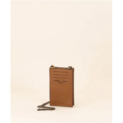 Bolso Sessun Ama Patch Tabaco