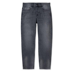 Pantalon Carhartt Wip Newel Negro Vaquero