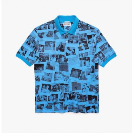 Polo Lacoste Live Loose Fit...