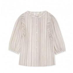 Camisa Sessun Pearl Song Blanco