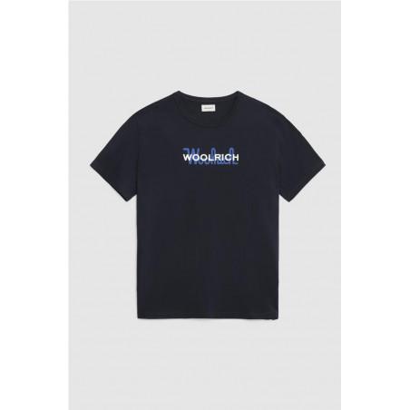 Camiseta Woolrich Macro...