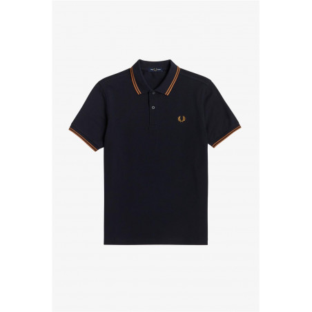 Polo Fred Perry Twin Tipped...