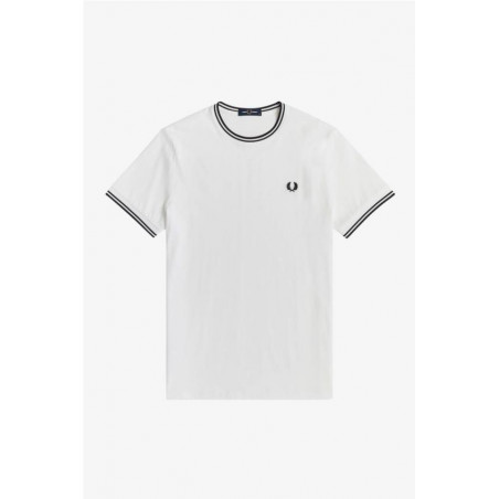 Camiseta Fred Perry Twin...