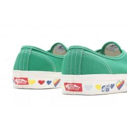 Zapatillas Vans Authentic 44Dx Verde