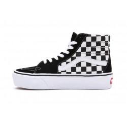 Zapatillas Vans Sk8-Hi Plat 2 Checkboard