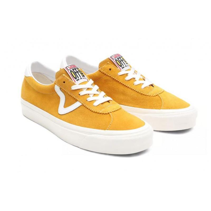 Zapatillas Vans Style 73 Dx amarillo