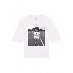 Camiseta Jon Pirata Baby Blanco