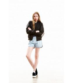 Pantalon Short Mujer Carhartt WIP W Danny Short Blue Super