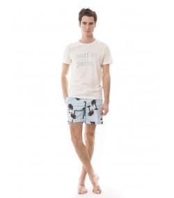 Camiseta Hombre SURF IN...