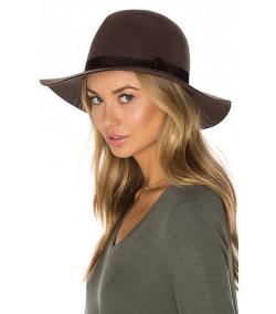 Sombrero Mujer Brixton Dalila Hat Brown