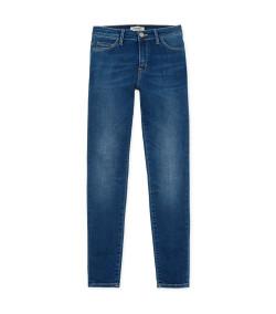 Pantalon Mujer Carhartt WIP W Anny Ankle Pant Denim Blue
